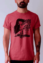 Black Sunday T-shirt retro vintage horror film B-movie heather red graphic tee image 3