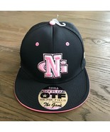 NG Collegiate  Women's Hat Baseball Cap  Black/Pink. NEW. Size Small adult - $16.68