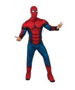 Rubies Spiderman Homecoming DLX Muscle Chest Adult Mens Halloween Costum... - £36.46 GBP