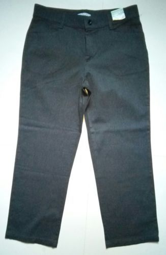 Lee Relaxed Fit at the Waist Womens Size 14 Short Grey Denim Jeans Pants (34x32) image 10