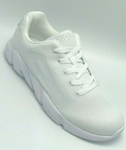 Men's Fila White Zarin Sneakers  - $62.00