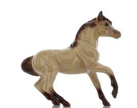 Hagen Renaker Miniature Horse Buckskin Mare Ceramic Figurine image 6