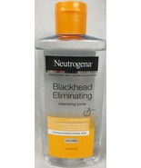 Neutrogena Blackhead Eliminating Cleansing Toner Oil Free 6.7 oz. B2 - $14.80