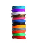 VitoInk 3D Pen Filament, 1.75mm ABS Filament Pack of 12, High-Precision,... - $25.93