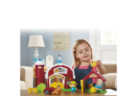 Little Tikes Farm Set With Accessories NEW - $35.97
