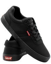 Levi's Mens Miles Tumbled Wx Rubber Sole Casual Fashion Sneaker Shoe, Bl... - €28,73 EUR