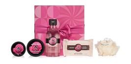 The Body Shop British Rose Festive Picks Small Gift Set Gift Set - Festive - $24.39