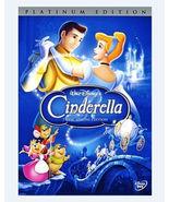 Cinderella (DVD, 2005, 2-Disc Set, Special Edition - DVD Platinum Collec... - $12.97
