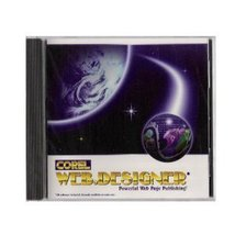 Corel Web.Designer [CD-ROM] Windows NT 3.5 / Windows 95 - $16.83