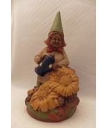 Tom Clark Gnome - Mum, the at home florist, she grows big flowers - edit... - $21.78