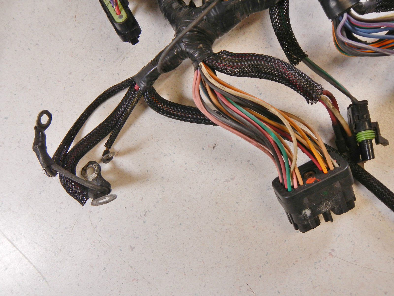 99 Omc Evinrude 115hp Main Cable Wiring And 29 Similar Items Harness 1