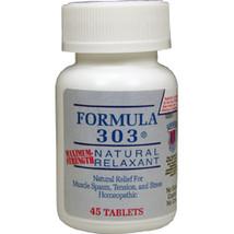 Dee Cee Labs - Formula 303 - 45 Tablets - $6.99