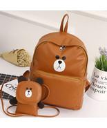 Women Leather Bag School Backpack Rucksack Travel Shoulder Satchel Fashi... - $24.99