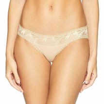 Calvin Klein Perfectly Fit Perennial Lace Bikini Panties Bare Underwear QF4753