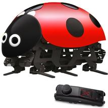 DIY RC Ladybug Toys Assembled Remote Control Simulation With Remote Cont... - $62.98