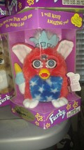 FURBY 1999 70-893 Patriotic Furby aka Statue of Liberty Furby Ltd Editio... - $45.50