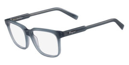 bf08a645a67 Authentic Salvatore Ferragamo Eyeglasses SF2753 402 Azure Frames 53MM RX-ABLE  -  89.09