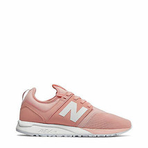 Chaussures New Balance Femme WRL247, Sneakers Rose - $77.54