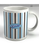 Oreo Cookies Nabisco Collectible White Tea Coffee Cocoa Milk Mug Cup - $10.88