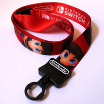 Super Mario Odyssey Nintendo Switch Lanyard E3 2017 Promo - $7.00