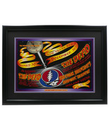 The Grateful Dead Framed New Year's Day Poster - $237.59