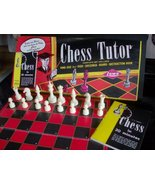 Vintage 1972 Chess Tutor Set By E.S. Lowe - $89.05