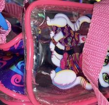 Lisa Frank Roxie Rollie Rare Both White Fur! Mini Backpack Earlier R+R Design image 6
