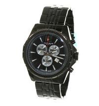 Men's Akribos XXIV AK662BK Chronograph Date Minute Blak Watch - $43.99