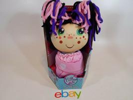 Flip Zee Girls Zuri Kitty Cat Plush Doll Flipzee Girl Doll Bonnet Bundle - $16.98