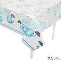 Umbrellaphants Blue Tablecloth 2pack - $13.39