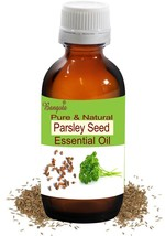 Bangota Parsley Seed Petroselinum Crispum Pure Essential Oil 5ml to 250ml - $11.35+