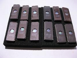 Lot of 12 27C256 EPROM IC 28 PIN DIP Various Mfg USED Socket Pulls - $14.25