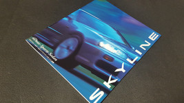Nissan Skyline Catalog 4DOOR Sports Sedan R34 1998s Japan Rare - $74.80