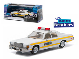 1977 Dodge Royal Monaco Illinois State Police Blues Brothers Movie (1980... - $30.34