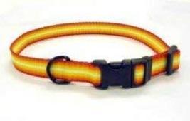"C Nyl Grad Collar Sm 5/8"" Red - $12.38"