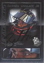 AUTOGRAPHED Darrell Wallace Jr. (Bubba) 2015 Press Pass Cup Chase Edition Racing - $41.39