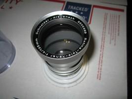 Schneider Kreuznach Retina TELE Xenar  f:4 135mm Lens w/ Case Kodak DKL ... - $98.01