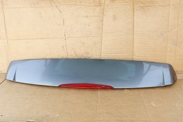 08-13 Acura MDX Rear Hatch Lip Spoiler Wing Garnish w/ Brake Light image 1