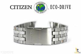 Citizen Eco-Drive 4-s087589 Original 23mm Acier Inoxydable Bracelet de Montre - $177.73