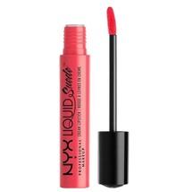 2x NYX Professional Makeup Liquid Suede Cream Lipstick Life's A Beach - $11.76