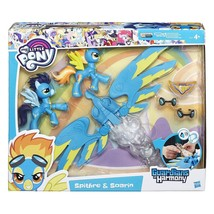 My Little Pony Guardians of Harmony Spitfire and Soarin Hasbro B6011 OR... - $7.91