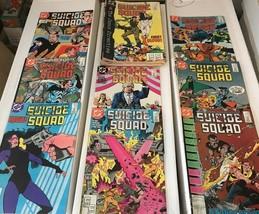 Suicide Squad #19 - 40 DC Comic Book Lot / Run VF/NM Condition 1989-91  - $27.29