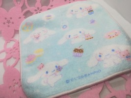 Sanrio Cinamoroll Hand Towel   2021 Kawaii, Collection, 12345 - $8.55