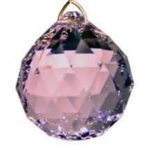 Swarovski 20mm Crystal Faceted Ball Prism image 3