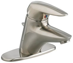 American Standard 2000.101.295 Single-Control Ceramix Lavatory Faucet, Satin - $346.50