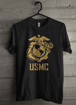 USMC Eagle Licensed - Custom Men's T-Shirt (633) - $19.13+
