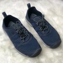 Lands End Blue Lightweight Sneakers Mens Size 10D - $18.80