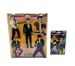 2 Packs of Elvis Presley Magnets - NEW SEALED - 1 Vintage 1998 & Other 2005 - $15.88