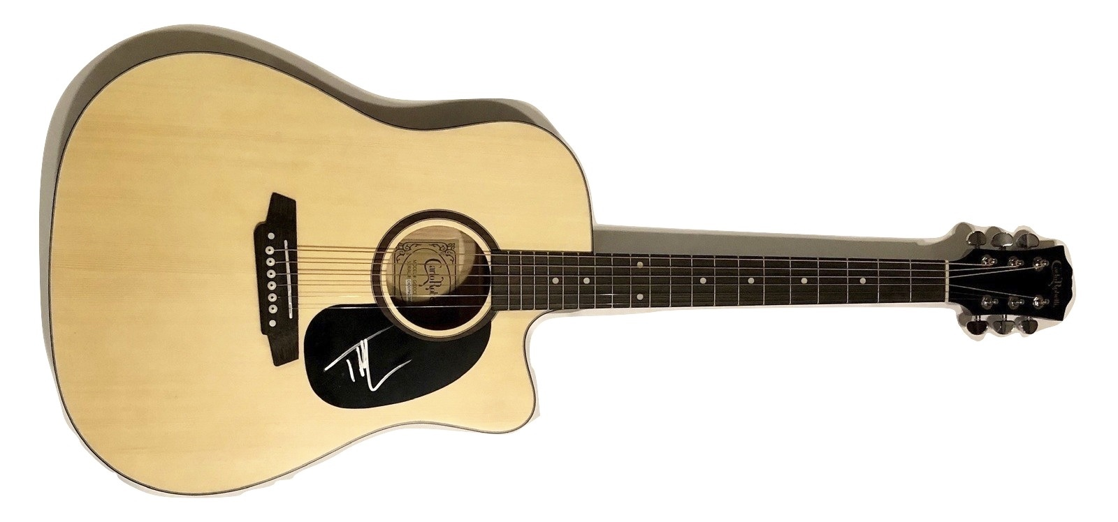 TIM McGRAW AUTOGRAPHED Hand SIGNED ACOUSTIC Electric GUITAR w/COA COUNTRY MUSIC - $599.99
