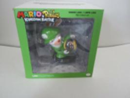 Mario + Rabbids Kingdom Battle Anniversary Edition Rabbid Luigi Fig New-... - $49.99
